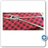 5074 Parallel Jaw Tongs